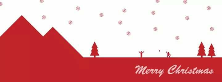 Merry Christmas Everyone Header Image