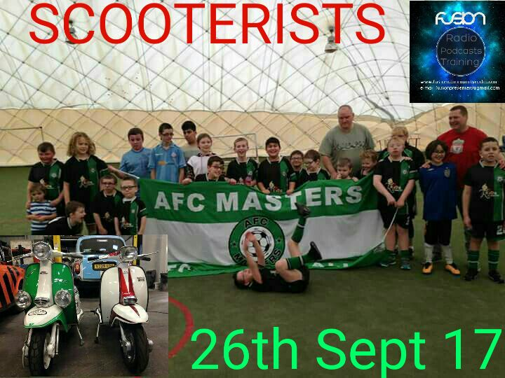 Sept 26th - AFC Masters Doo Header Image